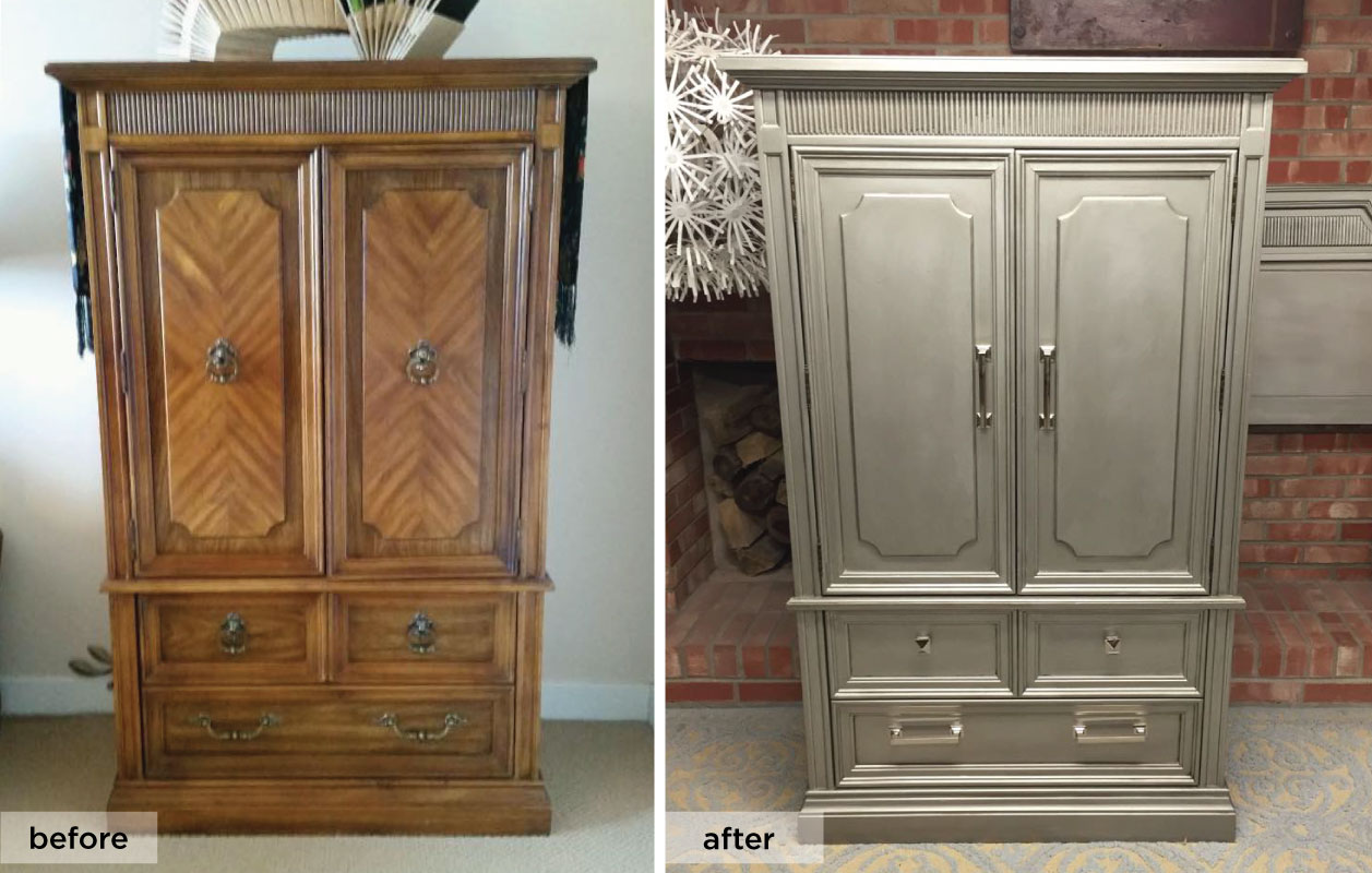 9 Furniture Revivals With Hickory Hardware Hickory Hardware