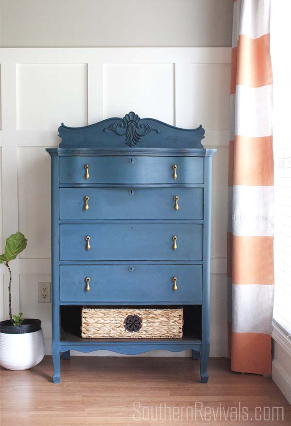 Southern Revivals_blue chest_after